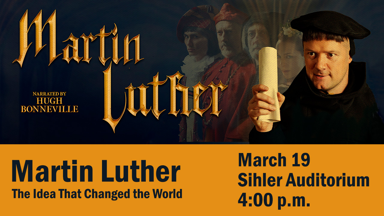 Luther Movie rotator