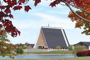 CTSFW Kramer Chapel in Autumn