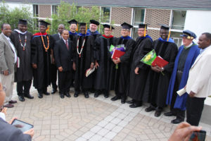 Doctor of Philosophy, Missiology