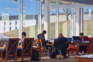 Kroemer Library Complex
