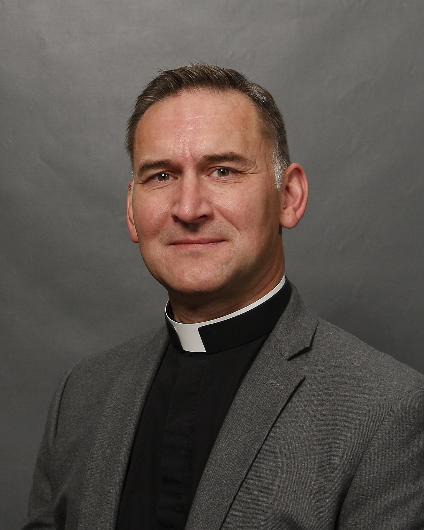 Rev. Chad Schopp