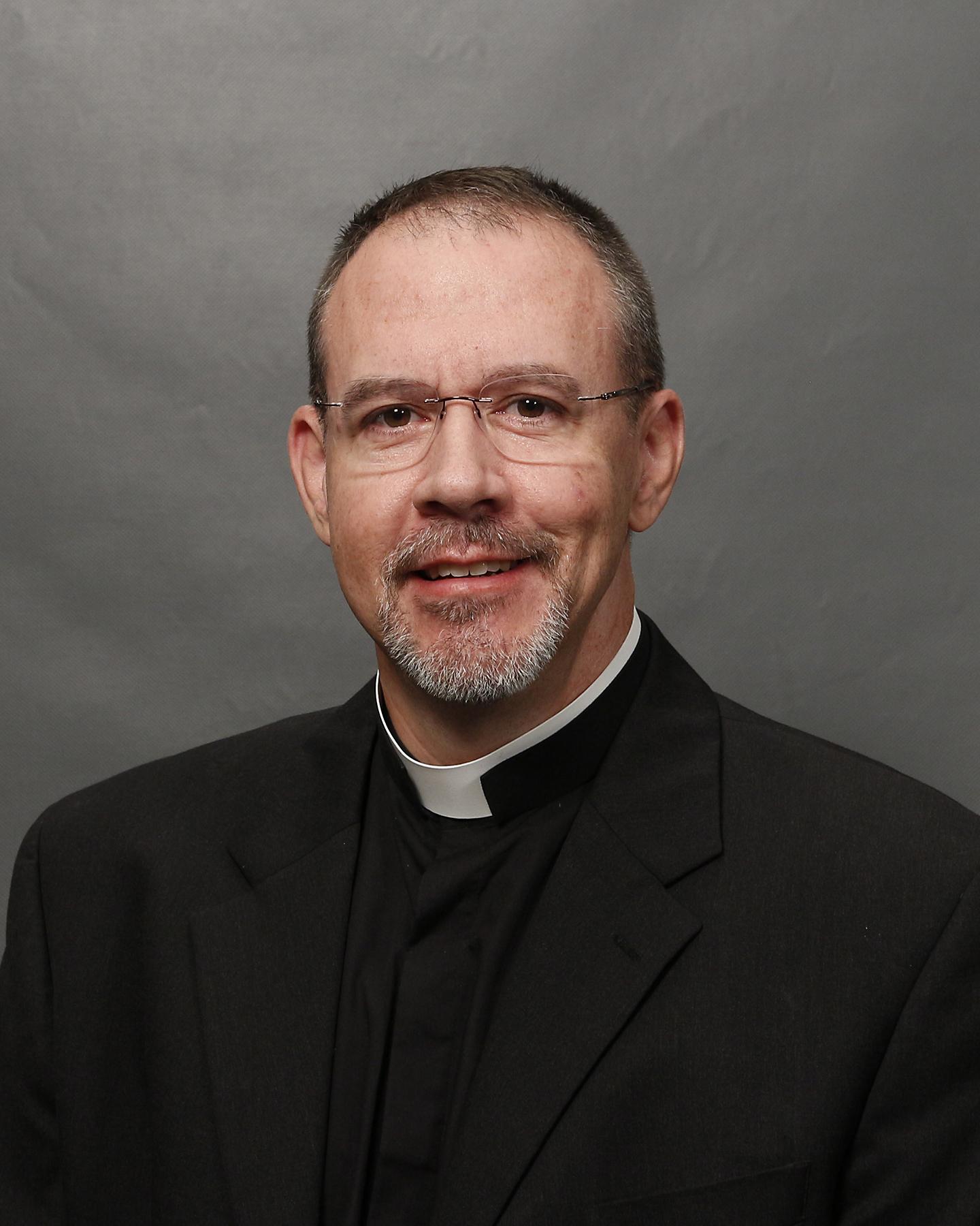 Rev. Brian Stark
