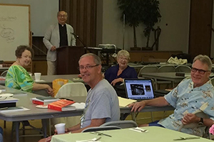 CTSFW Continuing Education course at Messiah Lutheran Church, Seattle